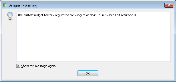 Taurus on windows installation - TANGO Controls